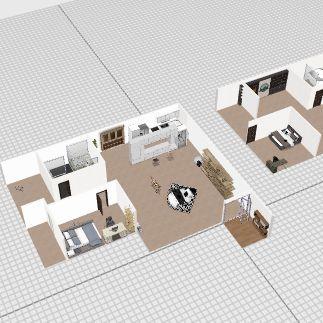 홋치 Interior Design Render