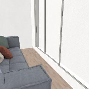 dance Interior Design Render