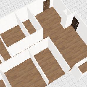 昭揚君麗52.06格局 Interior Design Render