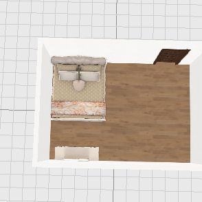 Teen Apartment Interior Design Render