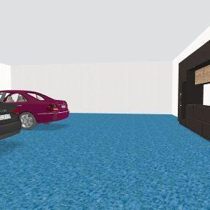 Garage 2 interior decoration rendering mark eric c design for Homestyler italiano