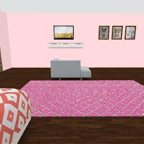 house A3 Interior Design Render
