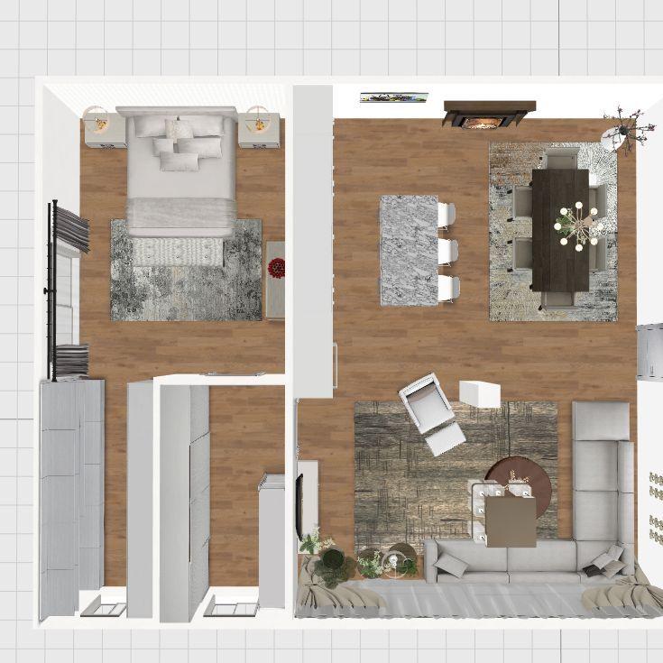 Mammi Interior Design Render