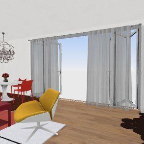 ragni Interior Design Render