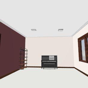 Nata Interior Design Render