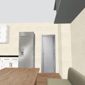 home 165 Interior Design Render