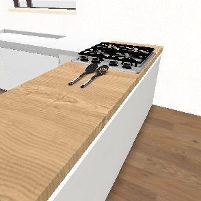 cozinha tati Interior Design Render