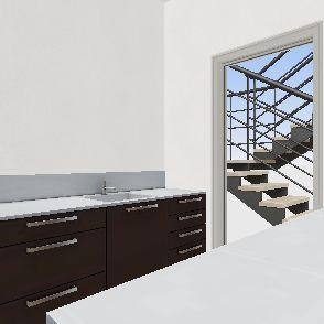 Gurukkal Veedu Interior Design Render