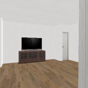 287 Basment Plan Altered Interior Design Render