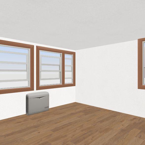 Bendalong Pavillion v7 Interior Design Render