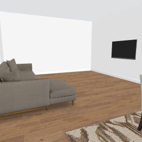 Smaller Version Interior Design Render