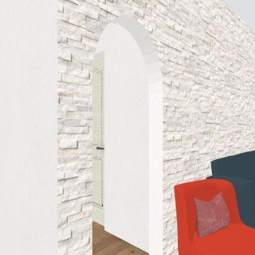 MoLTO BELLA DEFINITIVA cucina dritta Interior Design Render
