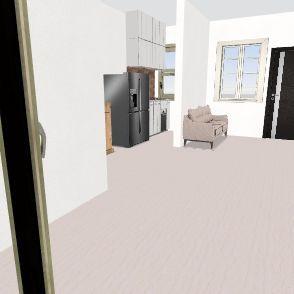 design rumah lagoon Interior Design Render
