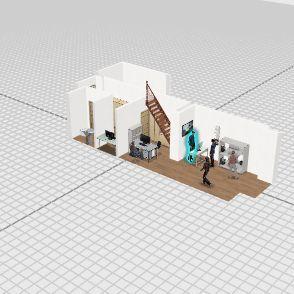 Novara Interior Design Render