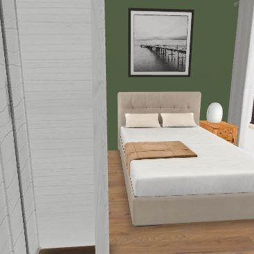 relax box kaśka Interior Design Render