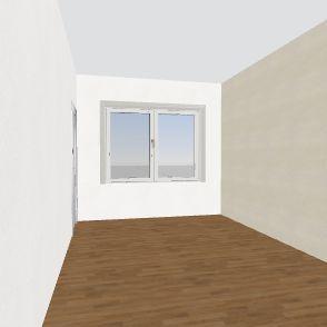 salon ł&k Interior Design Render