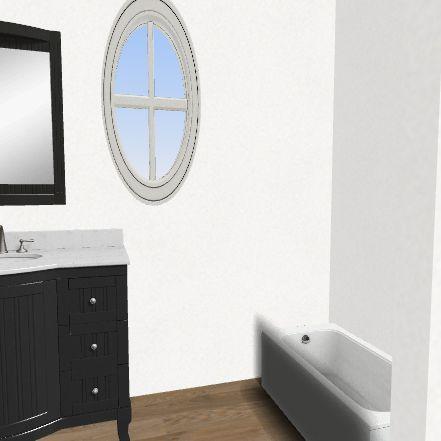 New House 3 3 bed Interior Design Render