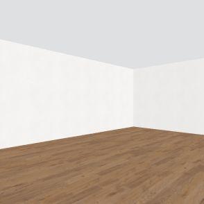 Ranch basement Interior Design Render