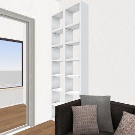 Flat2 Interior Design Render