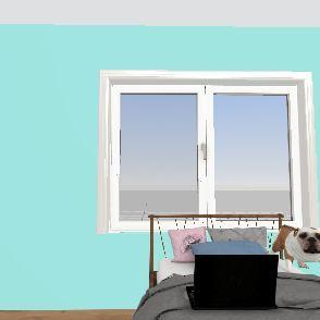 brie foom Interior Design Render