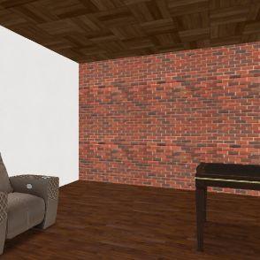 38x100 V2 2ND FLOOR Interior Design Render