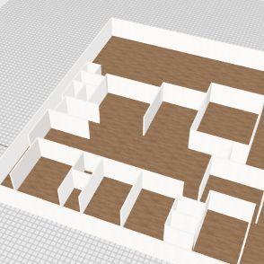 بيت الديرة Interior Design Render