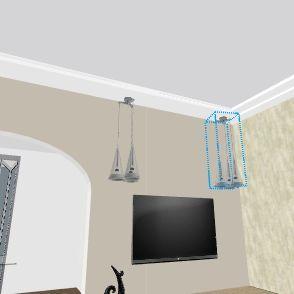 CASA PROJETO Interior Design Render