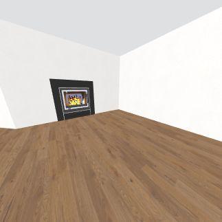 Living Area 3 Interior Design Render