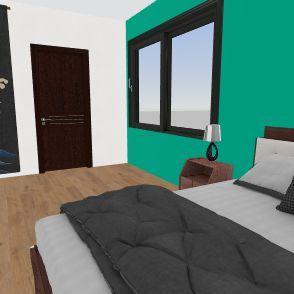 progetto 1 Interior Design Render