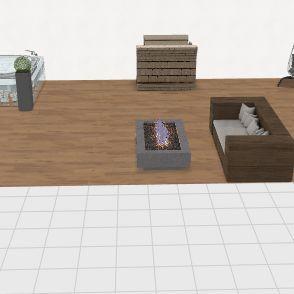 curte Interior Design Render