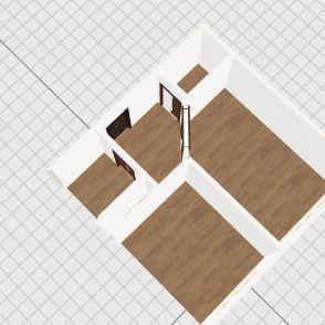 Sportivnaya 179 Interior Design Render