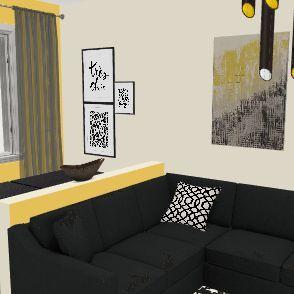 progetto mario Interior Design Render