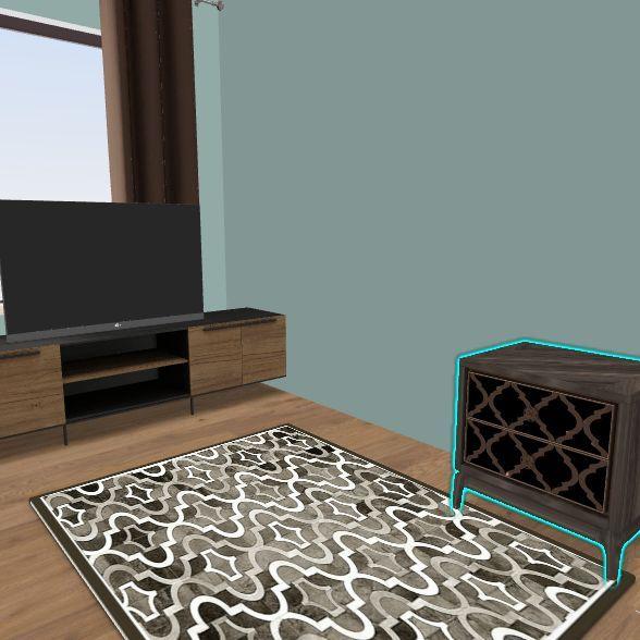 rv_room_1 Interior Design Render
