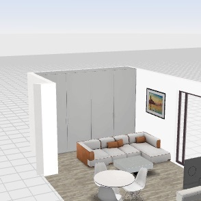 Projekt2 Interior Design Render