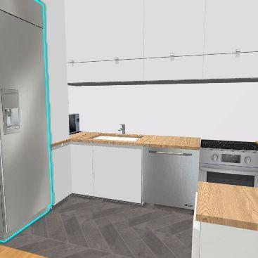 Našstan - T2 Interior Design Render