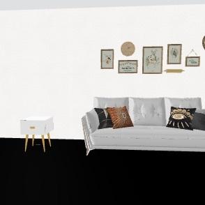 yuh yuh Interior Design Render