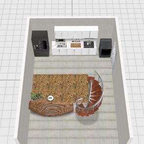 ชั้น 1 Interior Design Render