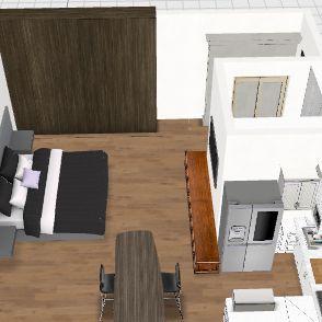 Plan #1 Interior Design Render