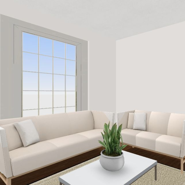 Madinaty Interior Design Render