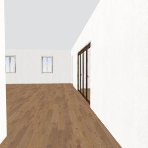 tras Interior Design Render