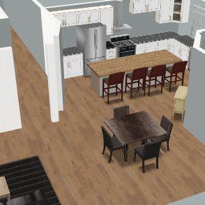 Chris' House Interior Design Render
