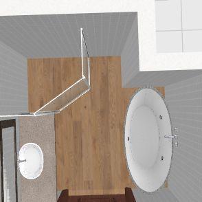 łazienka  5 katna  Interior Design Render