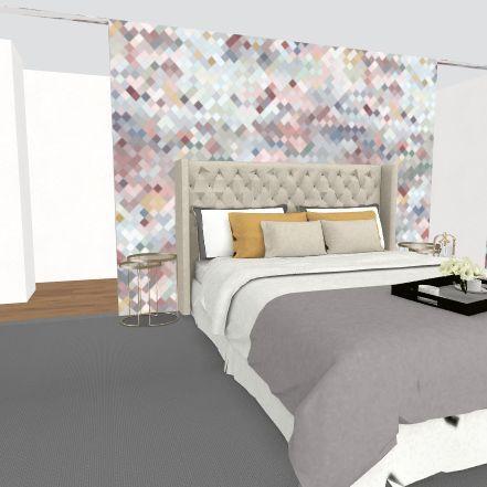 Enya House Interior Design Render
