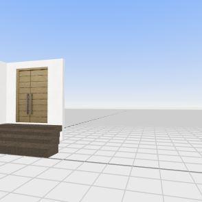fachada casa leo Interior Design Render
