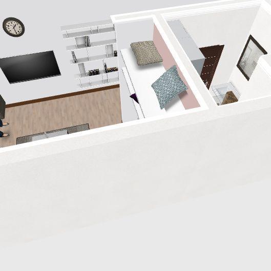olimpiados Interior Design Render