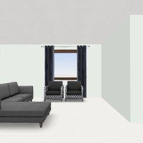 HOME TEMPLATE Interior Design Render