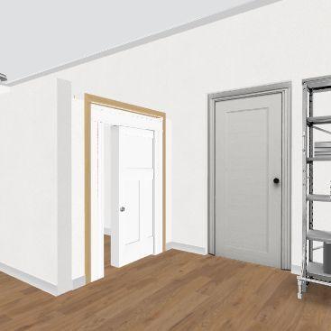 Master Suites - Move Fridge Interior Design Render