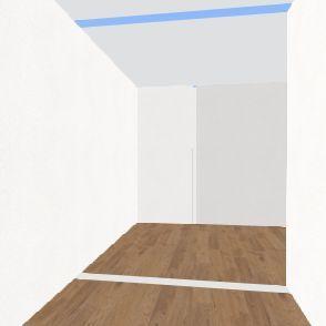 Modle home #1 Interior Design Render