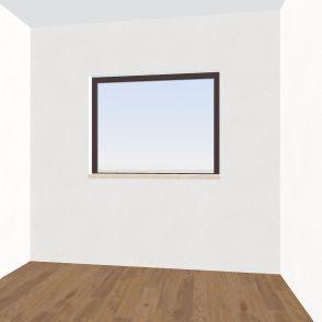 casa pequena projeto realista Interior Design Render