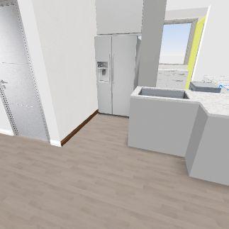 동원 A-4 Interior Design Render